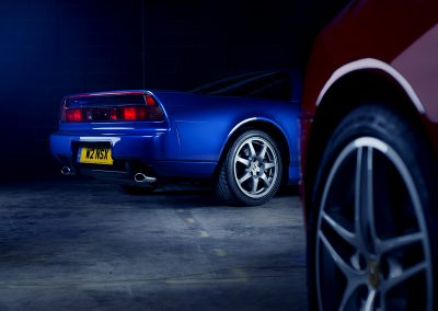 Honda NSX Rear | Automotive Photographer Northampton