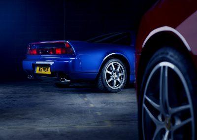 Honda NSX Rear | Automotive Photographer Northampton