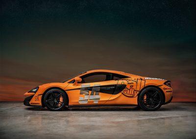James Kenny Photography - McLaren 570s