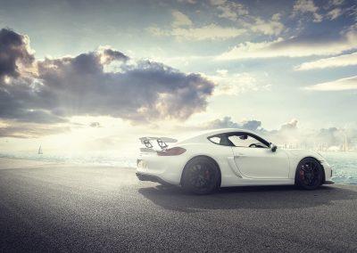 Porsche GT4 by James Kenny Commercial Photographer Northampton