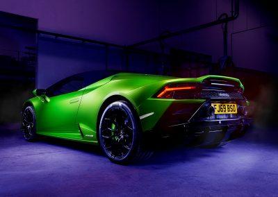 James Kenny Lamborghini Huracan Evo LOW RES