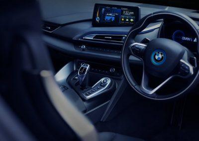BMW i8 James Kenny