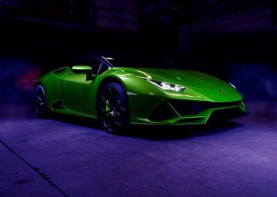 James Kenny Lamborghini Huracan Evo 5